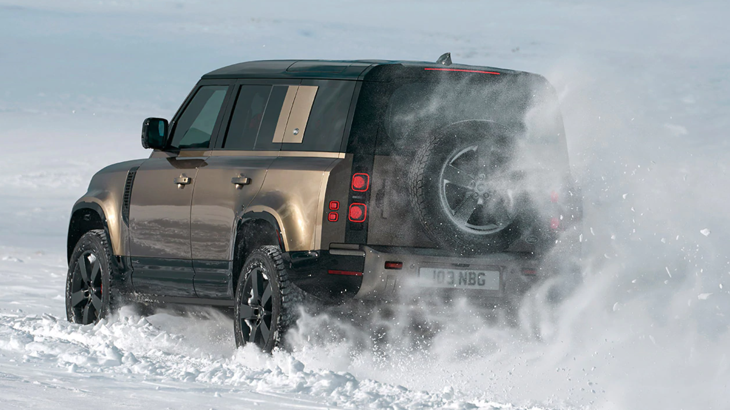 2021 LAND ROVER DEFENDER | Drivers Only Rankings