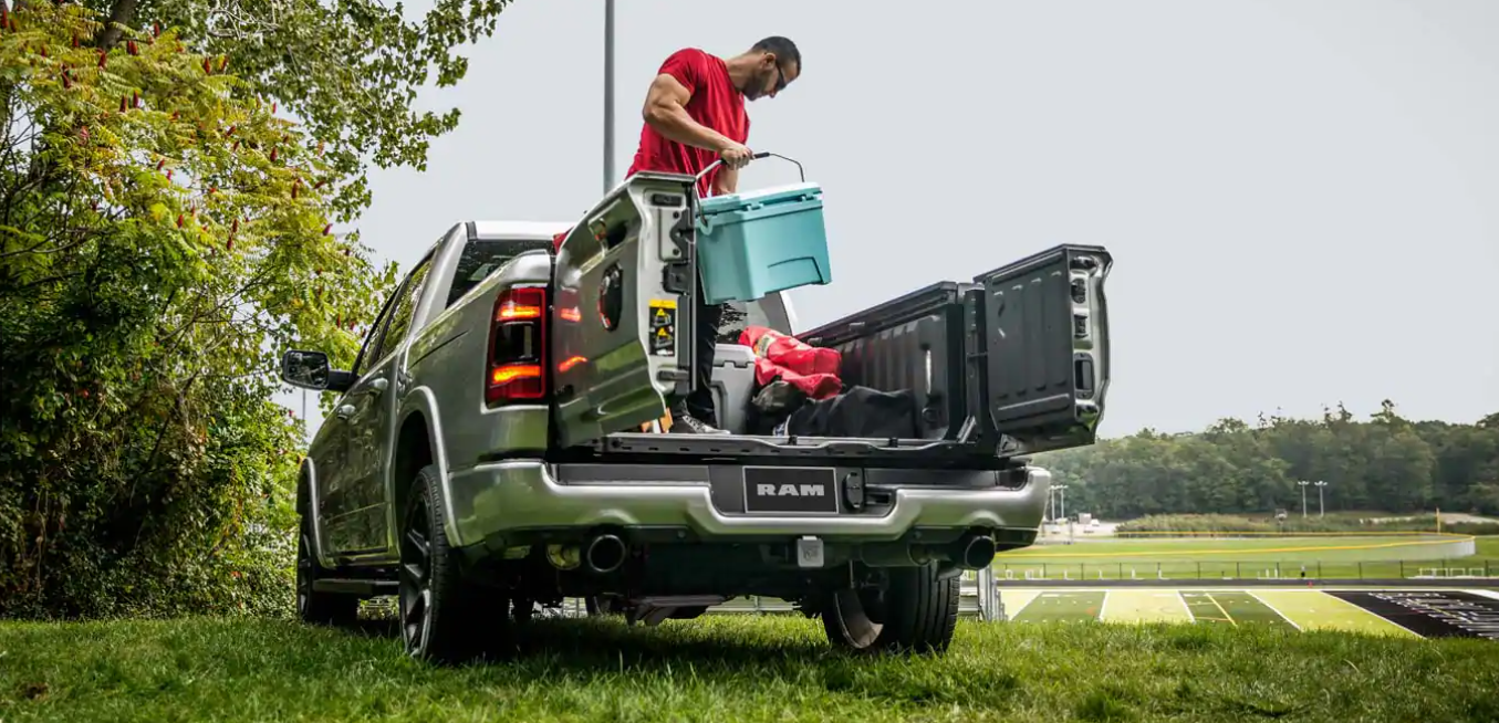 2021 Ram 1500 - Review, Pricing, Specs, Ranking