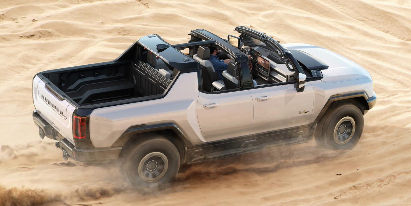 2022 GMC Hummer EV - World Premiere