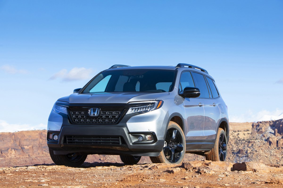 2021 Honda Passport – Review, Pricing, Specs, Ranking