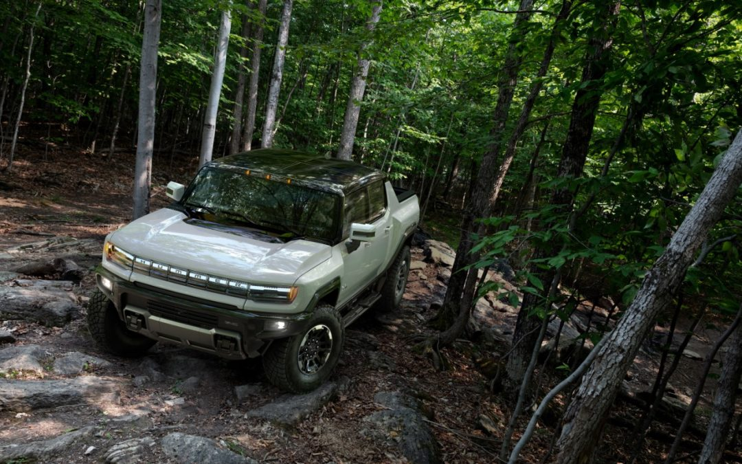 2022 GMC Hummer EV – World Premiere