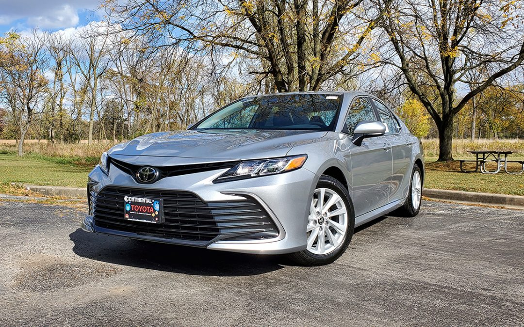 2021 Toyota Camry – Review, Pricing, Specs, Ranking