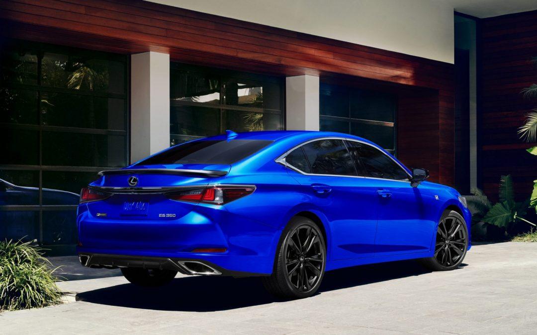 2021 Lexus ES 250 AWD – Review, Pricing, Specs, Ranking