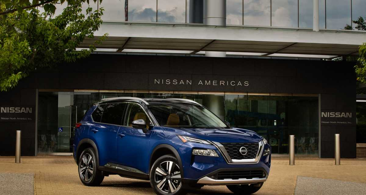 2021 Nissan Rogue – Review, Pricing, Specs, Ranking