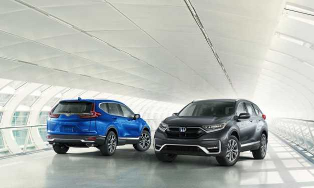 2021 Honda CR-V – Review, Pricing, Specs, Ranking