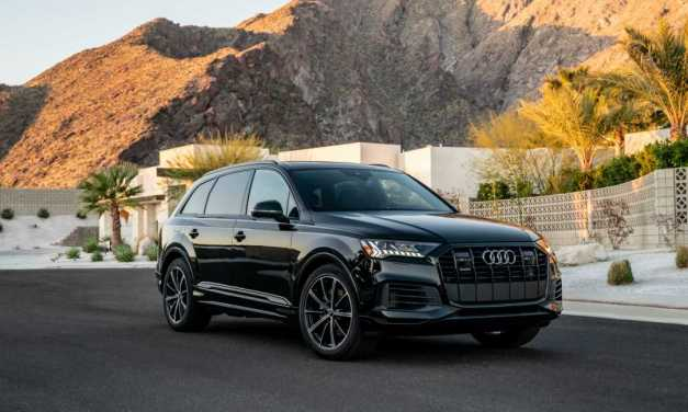 2021 Audi Q7 – Review, Pricing, Specs, Ranking