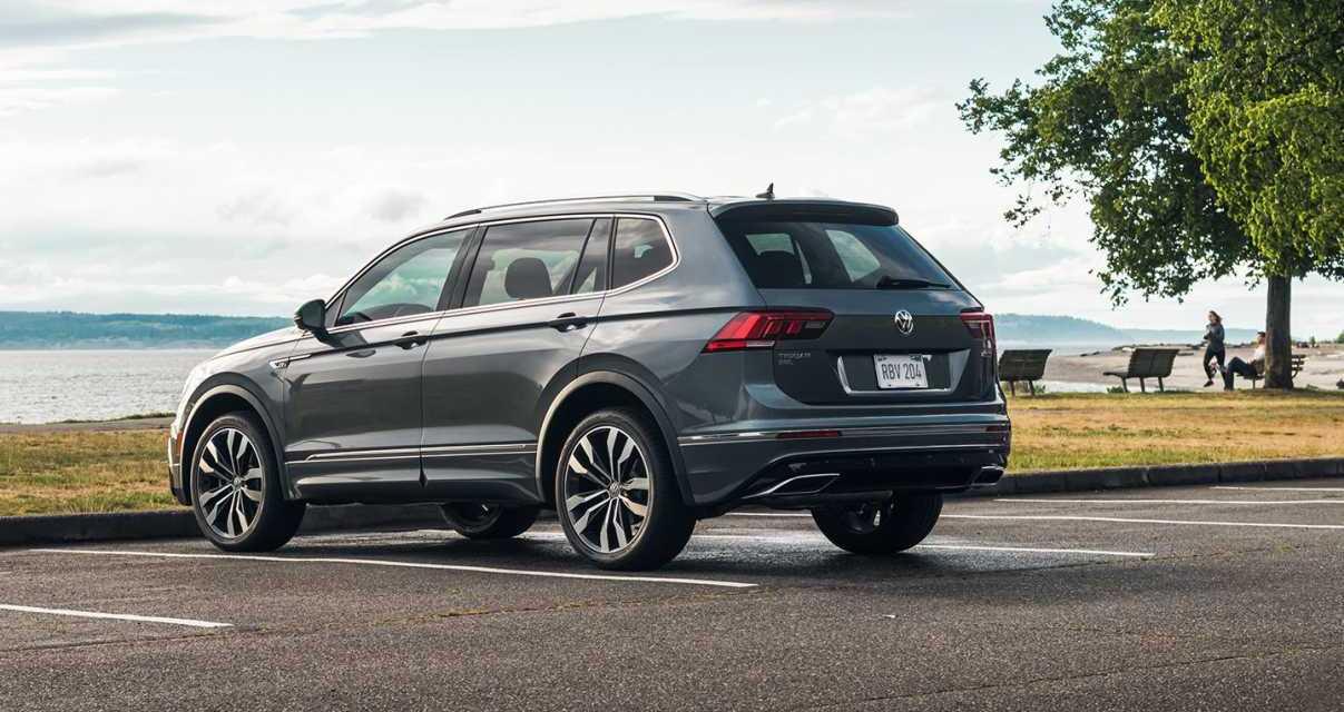 2021 Volkswagen Tiguan – Review, Pricing, Specs, Ranking