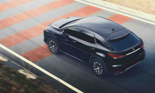 2021 Lexus RX – Review, Pricing, Specs, Ranking
