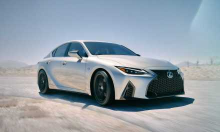 2021 Lexus IS – Review, Pricing, Specs, Ranking